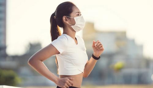 Lari di Tengah Pandemi