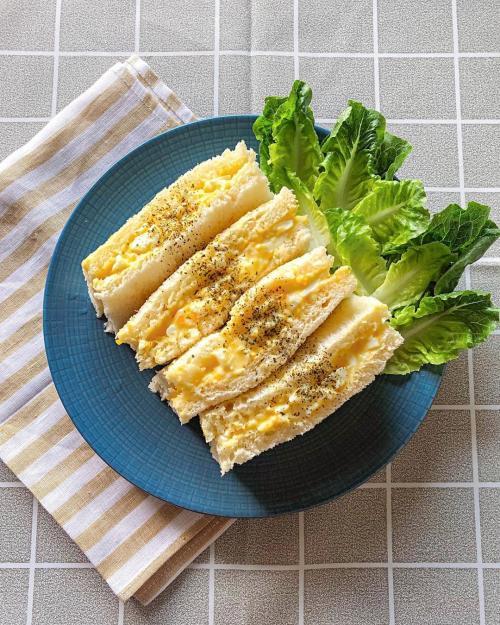 Sandwich Telur ala Jepang