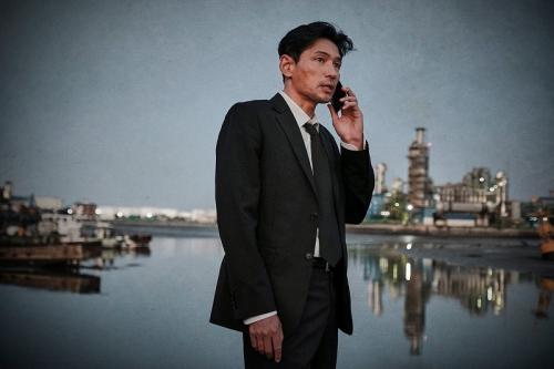 Hwang Jung Min. (Foto: Hancinema)
