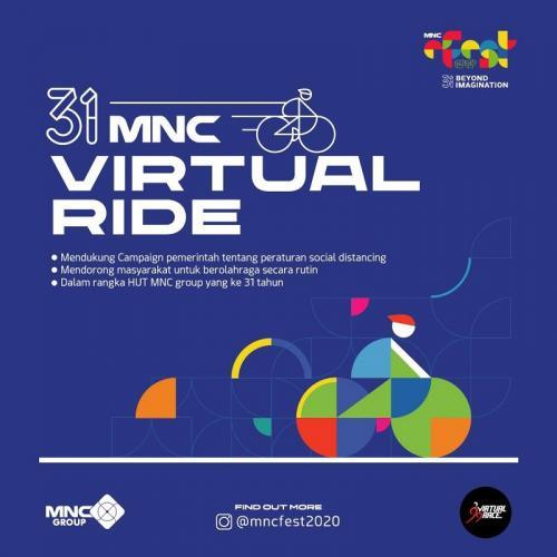 MNC Virtual Ride