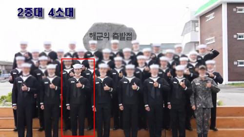 Park Bo Gum selesaikan 6 minggu masa pelatihan militer dasar. (Foto: Allkpop)