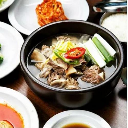 Resep Galbitang atau Sup Iga ala Korea