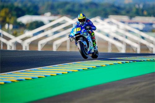 Joan Mir (Foto: Suzuki Racing)