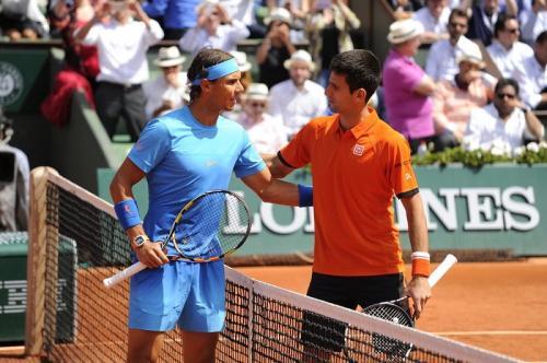 Rafael Nadal dominan atas Novak Djokovic di Prancis (Foto: Roland Garros)