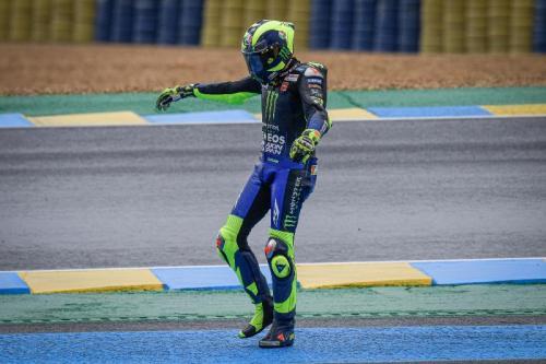 Valentino Rossi terus didera kesialan