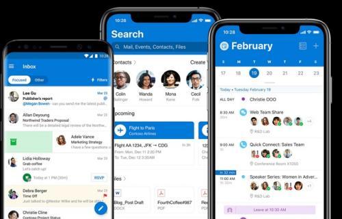 Microsoft Outlook untuk Android. (Foto: Microsoft.com)