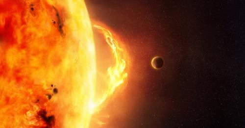 Matahari. (Foto: Shutterstock)