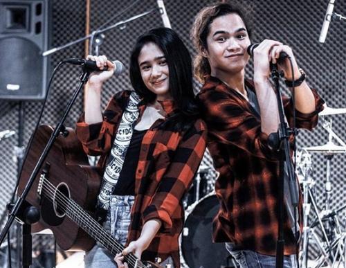 Tissa Biani dan Dul Jaelani