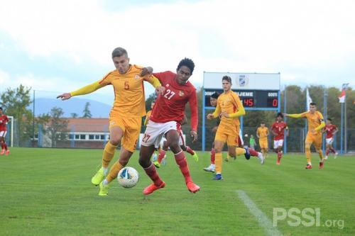 Timnas Indonesia U-19 menang telak 4-1 atas Makedonia Utara (Foto: PSSI)