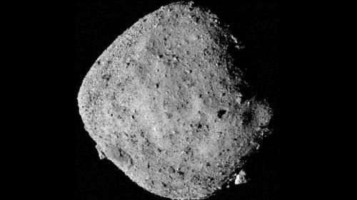 Asteroid Bennu. (Foto: NASA/Goddard/Universitas Arizona/IFL Science)