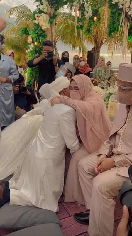 Taqy Malik menikah.