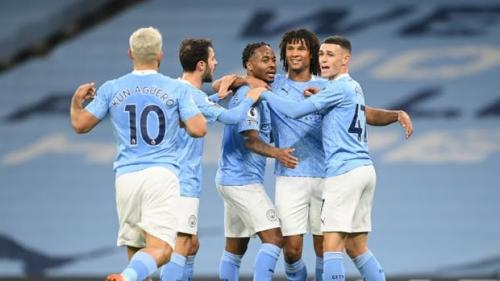 Man City (Foto: Reuters)