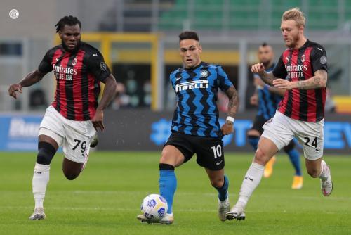 Laga Inter Milan vs AC Milan
