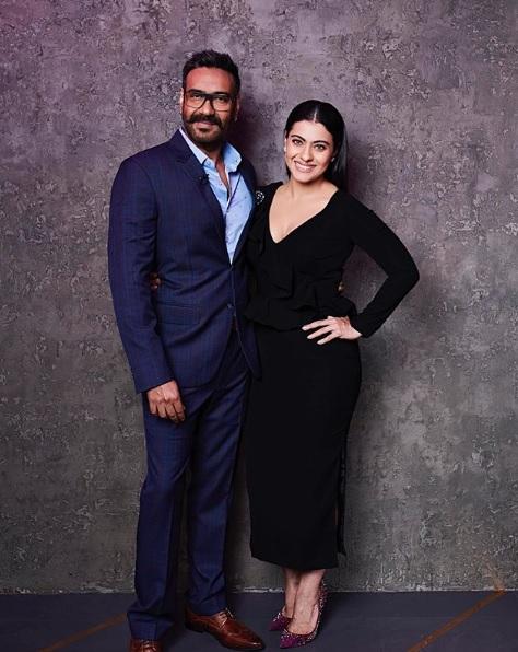 Kajol dan Ajay Devgan.