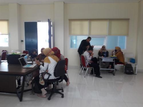 SMA Pradita Dirgantara selenggarakan In House Training Model Pembelajaran bagi para guru. (Dok SMA Pradita Dirgantara)