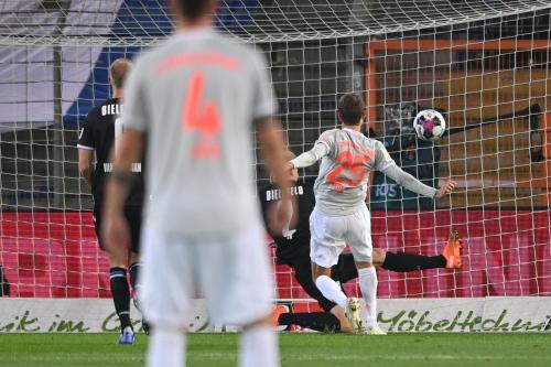 Arminia vs Bayern Munich