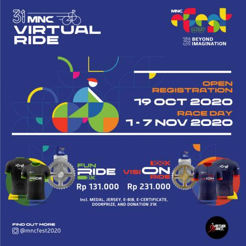 MNC Virtual Ride
