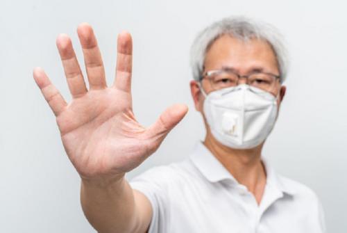 Di tengah pandemi Covid-19, masker menjadi benda yang bisa digunakan setiap hari.