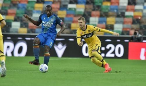 Udinese menang 3-2 atas Parma (Foto: Udinese Calcio)