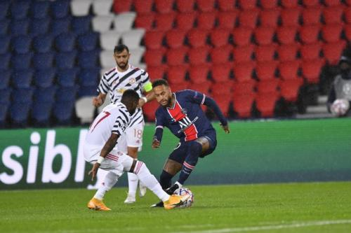 PSG vs Man United
