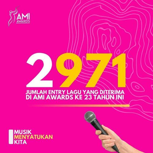 AMI Awards 2020. (Foto: Instagram/@amiawards)