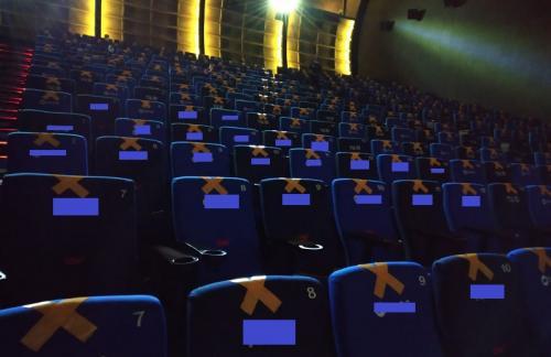 Bioskop di era transisi