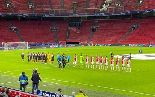 Ajax vs Liverpool