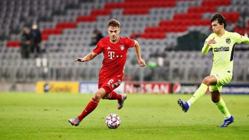 Joshua Kimmich tampil gemilang (Foto: Bayern Munich)