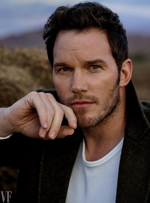 Chris Pratt. (Foto: Vanity Fair)
