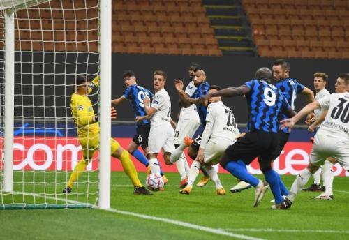 Inter vs Monchengladbach