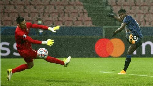 Atalanta membantai Midtjylland 4-0 di pertemuan pertama (Foto: Twitter/@Atalanta_BC)