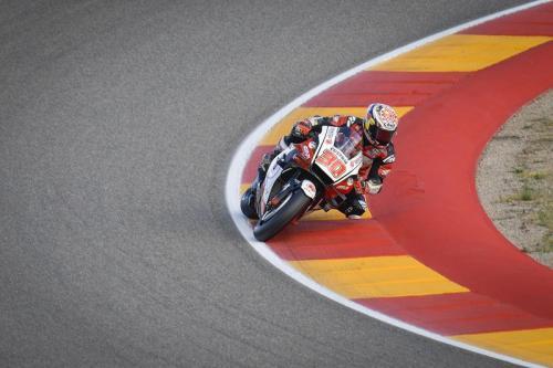 Takaaki Nakagami impresif pada hari pertama (Foto: MotoGP)