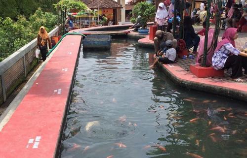 Kali Gajah Wong Mrican Giwangan DIY