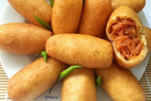 Kroket merupakan makanan yang berasal dari Prancis.