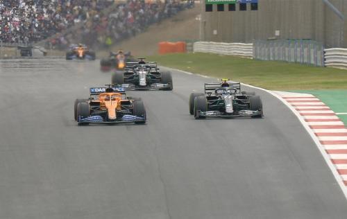 Para pembalap F1