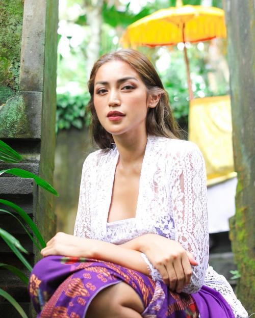 Jessica Iskandar. (Foto: Instagram/@inijedar)
