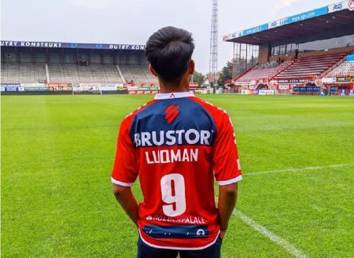 Pemain muda Timnas Malaysia, Luqman Hakim