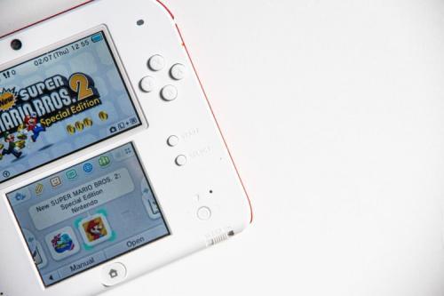 Game Super Mario Bros. (Foto: Unsplash)
