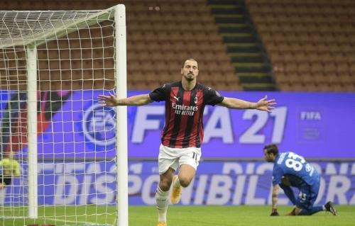 Zlatan Ibrahimovic (Foto: AC Milan)