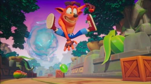 Game Crash Bandicoot. (Foto: YouTube)