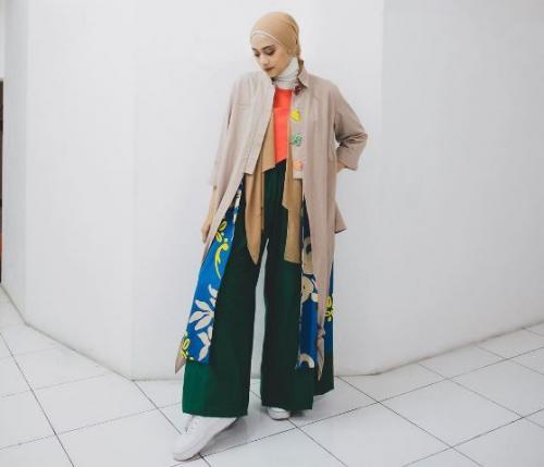 Hijaber Ayudia Chaerani. (Foto: Instagram @ayudiac)