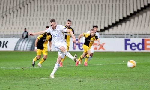 AEK Athena vs Leicester