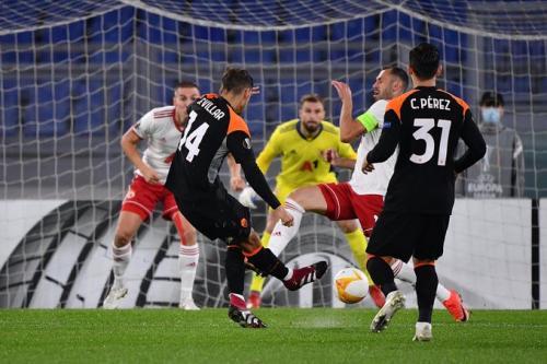 AS Roma vs CSKA Sofia