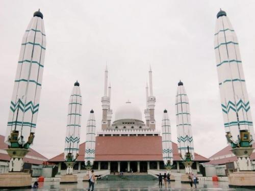 Masjid Agung Jateng