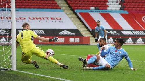 Sheffield United vs Man City