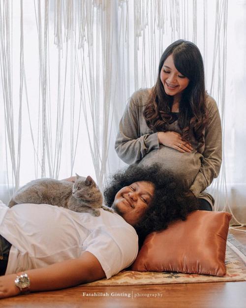 Babe Cabita dan Zulfati Indraloka