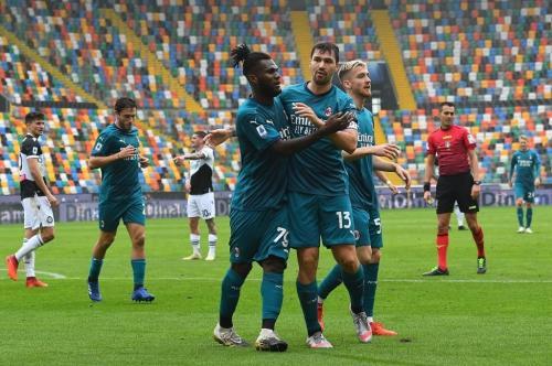 AC Milan tak terkalahkan dalam 24 pertandingan (Foto: AC Milan)