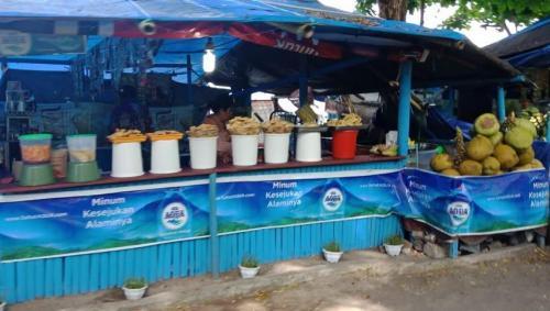 Kuliner Pantai Malalayang