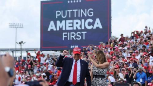 Trump Foto: Reuters