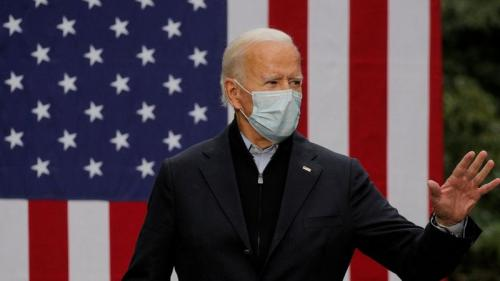 Joe Biden Foto Reuters